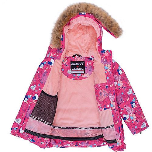 Комплект (куртка, полукомбинезон) GUSTI - розовый от Gusti