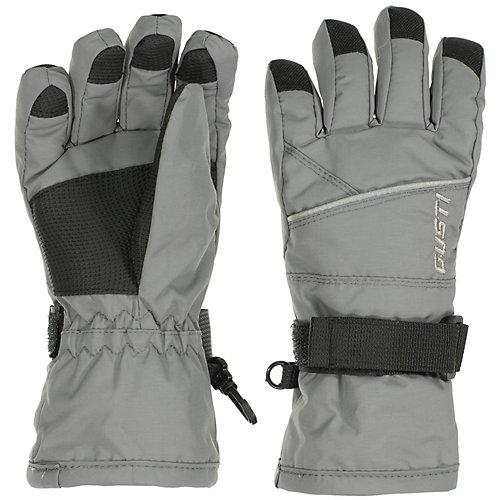 Перчатки GUSTI - темно-серый от Gusti