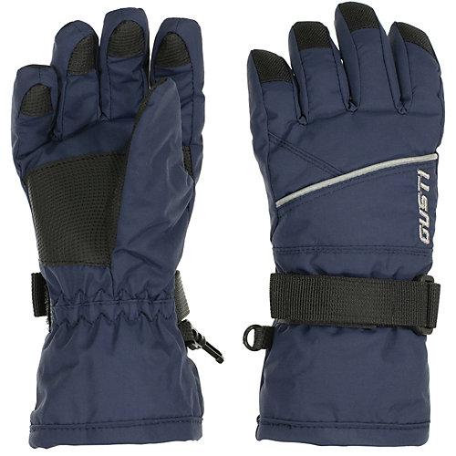 Перчатки GUSTI - темно-синий от Gusti