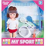 """Игровой набор Paula """"Спортсмен: теннис"""""""