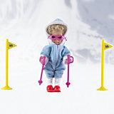 """Игровой набор Paula """"Спортсмен: лыжи"""""""