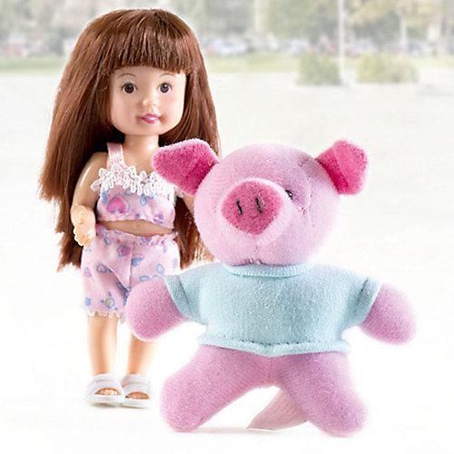 """Игровой набор Paula """"С любимой игрушкой: свинка"""" от Paula"""
