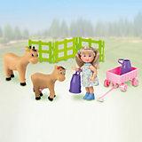 """Игровой набор Paula """"В деревне: с коровами"""""""