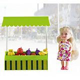 """Игровой набор Paula """"На рынке: ларек с фруктами"""""""
