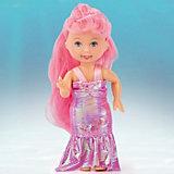"""Кукла Paula """"Волшебство: русалка в розовом"""""""