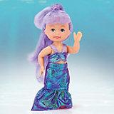 "Кукла Paula ""Волшебство: русалка в голубом"""