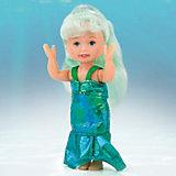 "Кукла Paula ""Волшебство: русалка в зеленом"""