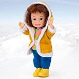 "Кукла Paula ""Зимний наряд: куртка с капюшоном"""