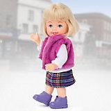 "Кукла Paula ""Зимний наряд: жилетка"""