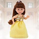 """Кукла Paula """"Выход в свет: желтое платье"""""""