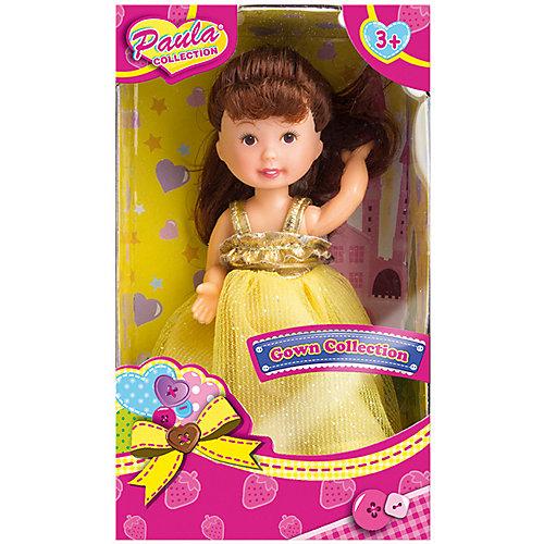 """Кукла Paula """"Выход в свет: желтое платье"""" от Paula"""