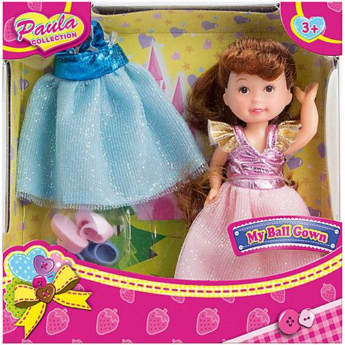 "Кукла Paula ""На бал: брюнетка"" от Paula"
