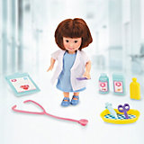 """Игровой набор Paula """"Я - профессионал: врач"""""""