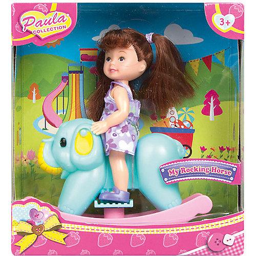 "Игровой набор Paula ""На качалке: слоник"" от Paula"