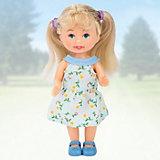 "Кукла Paula ""Летний наряд: блондинка в голубом"""
