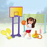 "Игровой набор Paula ""Летние развлечения: спорт"""
