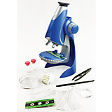Набор исследователя Edu Toys Микроскоп, 100х, 300х, 450х