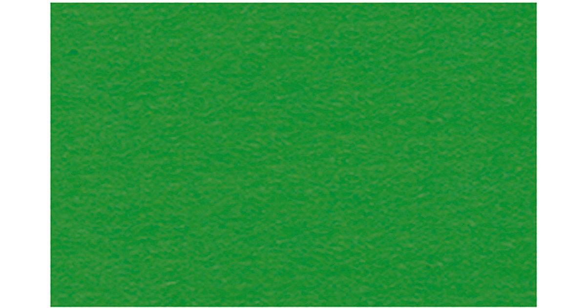Tonzeichenpapier A4 100 Blatt, lindgrün