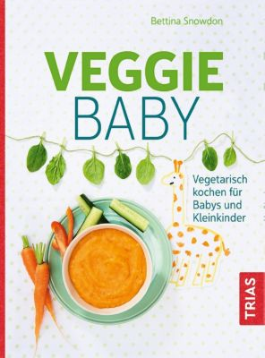 Buch - Veggie-Baby