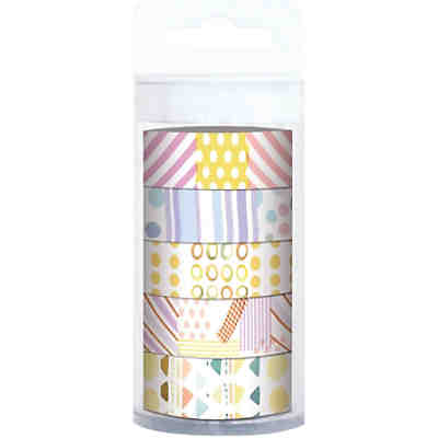 Masking Tape 5er Set Patchwork
