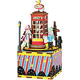 Сборная модель-румбокс  Телефонная будка