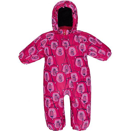Утеплённый комбинезон Color Kids Soho - розовый от COLOR KIDS