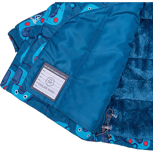 Утеплённая куртка Color Kids Raidoni - синий от COLOR KIDS