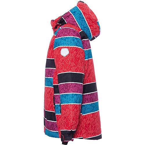 Утеплённая куртка Color Kids Donja - красный от COLOR KIDS
