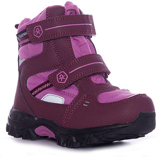 Утеплённые ботинки Color Kids Didde - розовый от COLOR KIDS