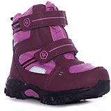 Утеплённые ботинки Color Kids Didde