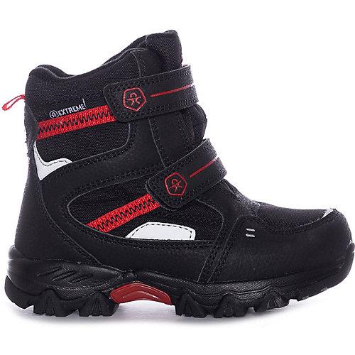 Утеплённые ботинки Color Kids Didde - черный от COLOR KIDS