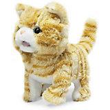 "Интерактивная игрушка Mioshi Active ""Котёнок"" Малыш Бобтейл, 18 см"