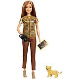 "Кукла Barbie ""Кем быть?"" National Geographic Фотожурналист"