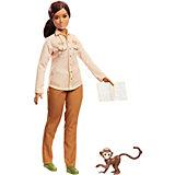 """Кукла Barbie """"Кем быть?"""" National Geographic Защитница дикой природы"""