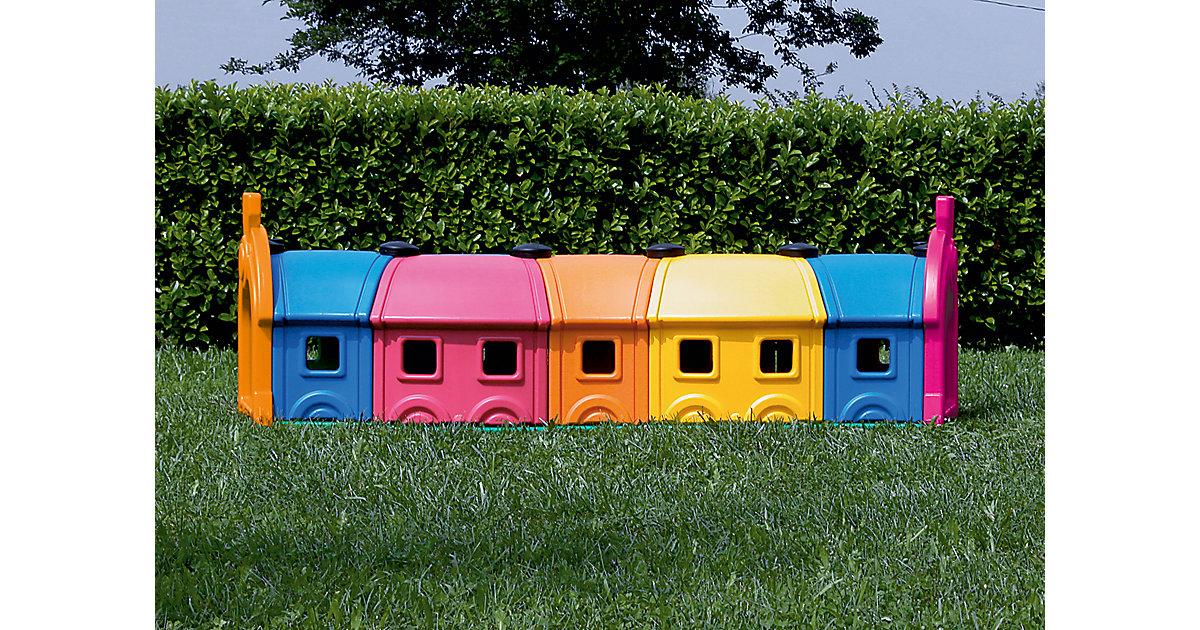Wagon Toy 5 Waggons bunt