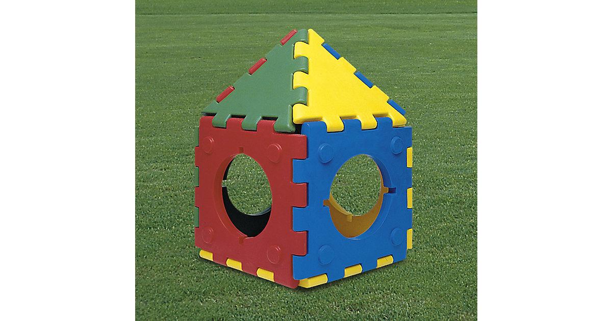 Cubic Toy Haus bunt