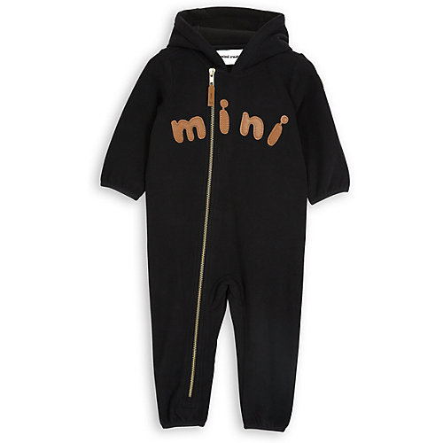 Комбинезон Mini Rodini - черный от Mini Rodini