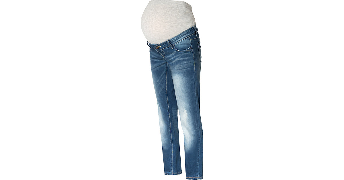 Umstandsjeans MLBAY dark blue denim Gr. W30/L32 Damen Kinder