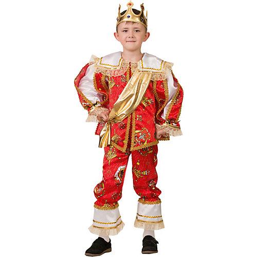 "Карнавальный костюм Jeanees ""Герцог"" - красный/белый от Jeanees"