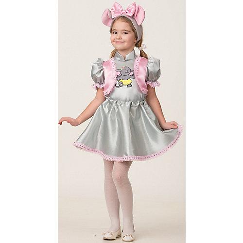 "Карнавальный костюм Jeanees ""Мышка Вита"" - grau/lila от Jeanees"