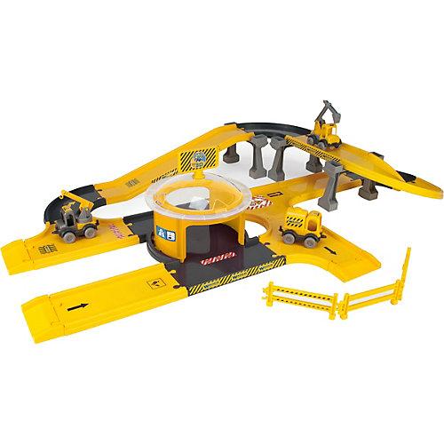 "Игровой набор Wader Kid Cars 3D ""Стройка"" от Wader"
