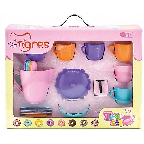 """Набор посуды Tigres """"Веселый праздник"""", 22 штуки от Тигрес"""