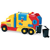 Мусоровоз Wader Super Truck, малый