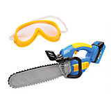 Набор инструментов Наша Игрушка Бензопила с очками