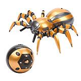 Радиоуправляемый паук Наша Игрушка, со светом
