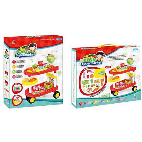 """Игровой набор Наша Игрушка """"Супермаркет"""" 49 предметов от Наша Игрушка"""