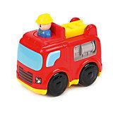 """Инерционная игрушка Жирафики """"Пожарная машинка"""""""