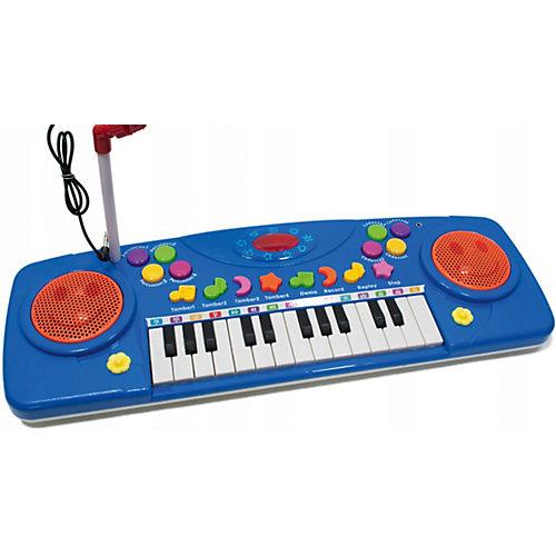 """Электронный орган Наша Игрушка """"Смайл"""", 25 клавиш от Наша Игрушка"""