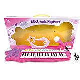 Синтезатор Наша Игрушка Little Star, 37 клавиш