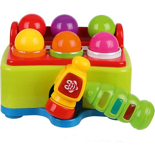 """Игра-стучалка Наша Игрушка """"Быстрый молоточек"""" 6 шаров, свет, звук от Наша Игрушка"""